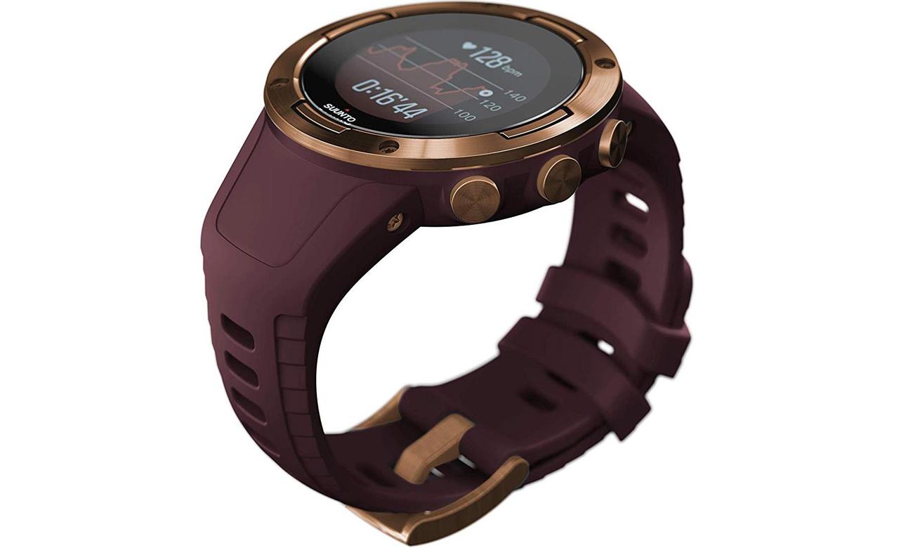 Zegarek sportowy Suunto 5 Burgundy Copper