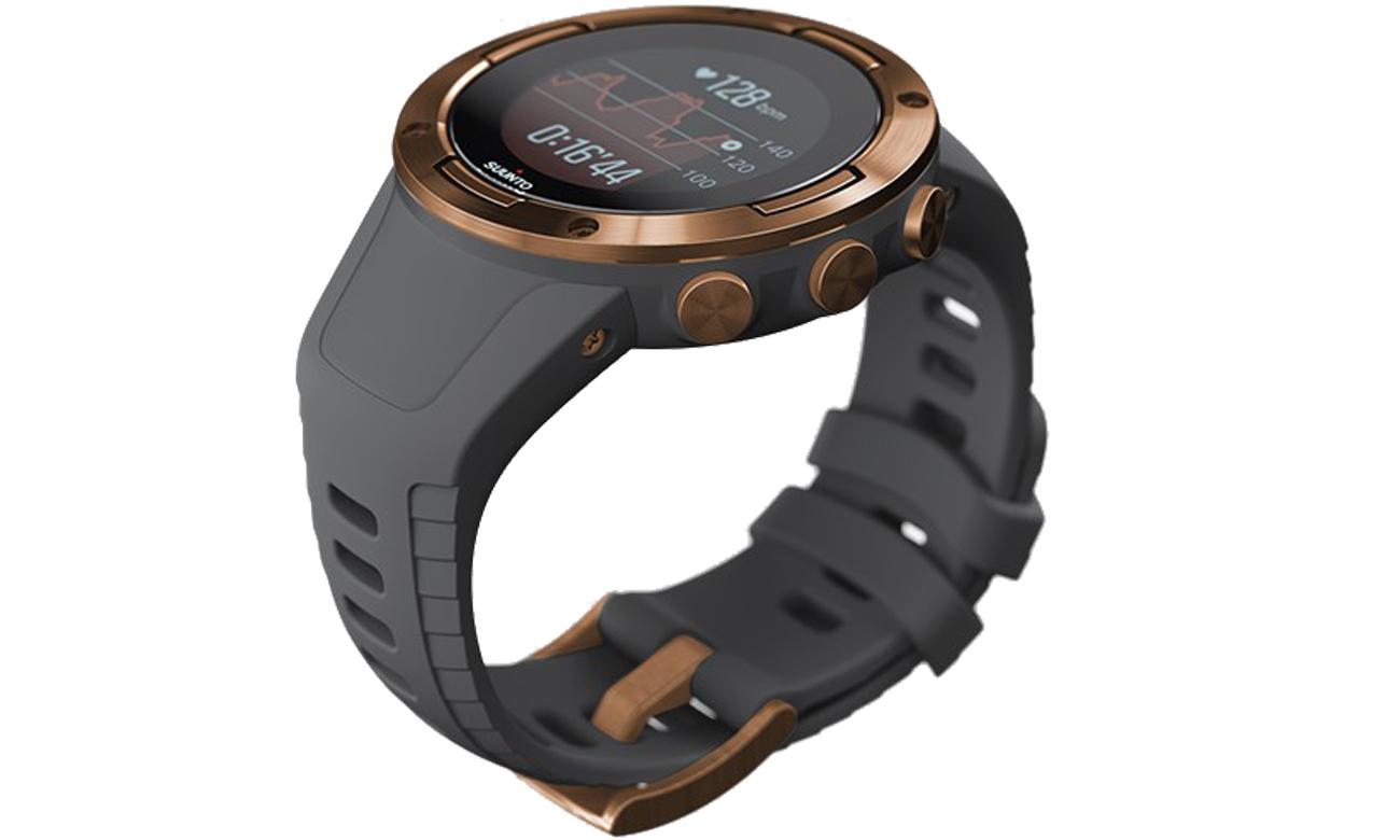 Zegarek sportowy Suunto 5 Graphite Copper