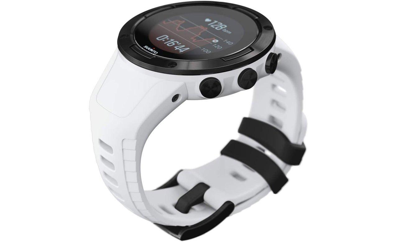 Zegarek sportowy Suunto 5 G1 Biało-czarny