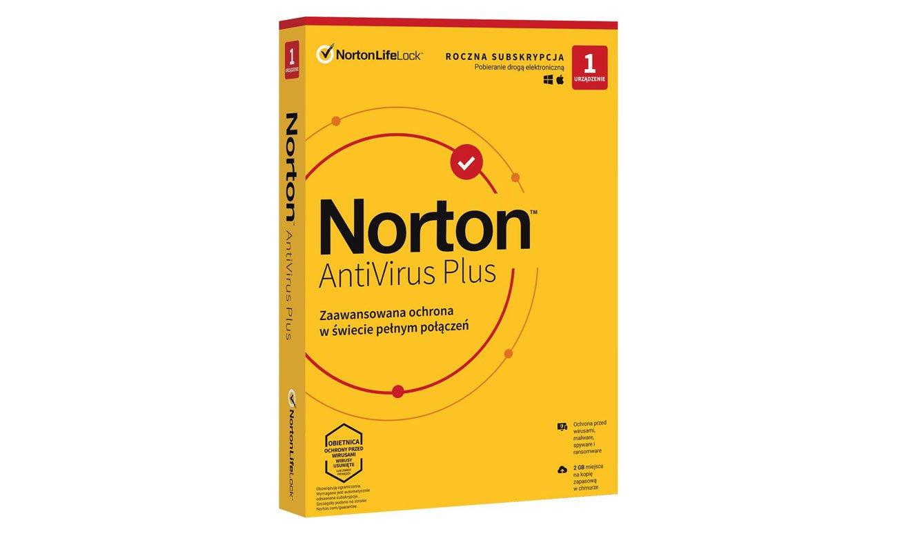 Program antywirusowy Symantec Norton