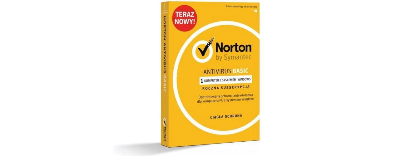 Symantec Norton Antivirus Basic 1.0 korzyści
