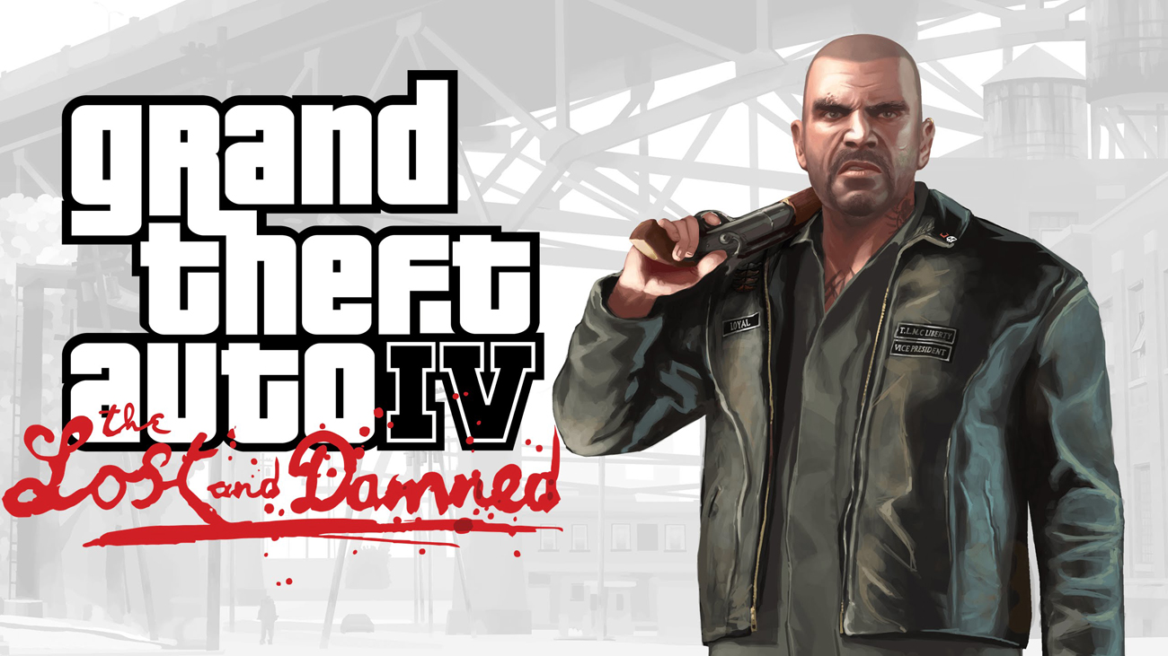 Grand Theft Auto IV Complete Edition The Lost and Damned