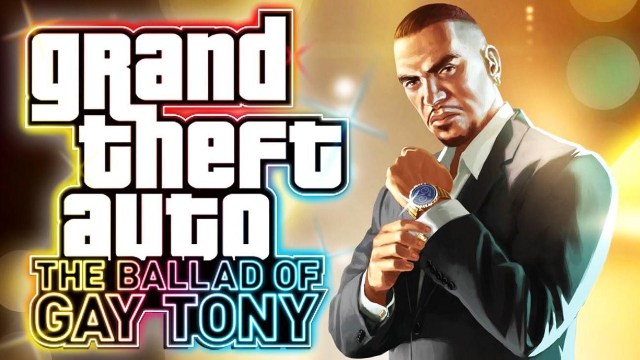 Grand Theft Auto IV Complete Edition The Ballad of Gay Tony