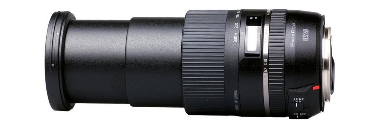 Obiektyw Tamron 16-300mm F/3.5-6.3 Di II VC PZD Macro