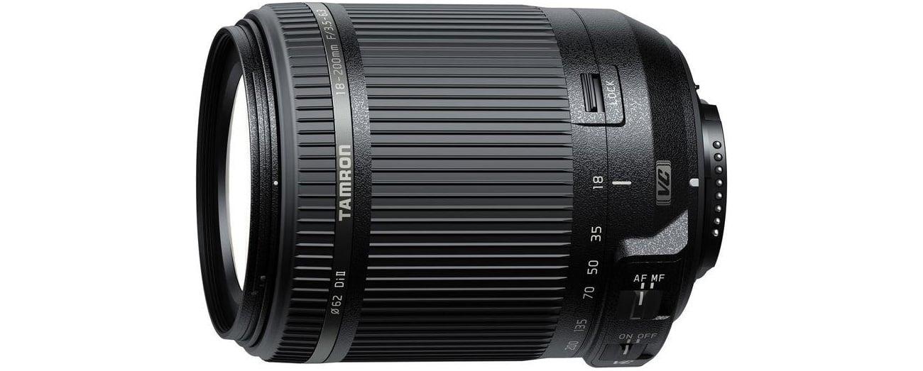 Obiektyw Tamron 18-200mm F3.5-6.3 Di II VC