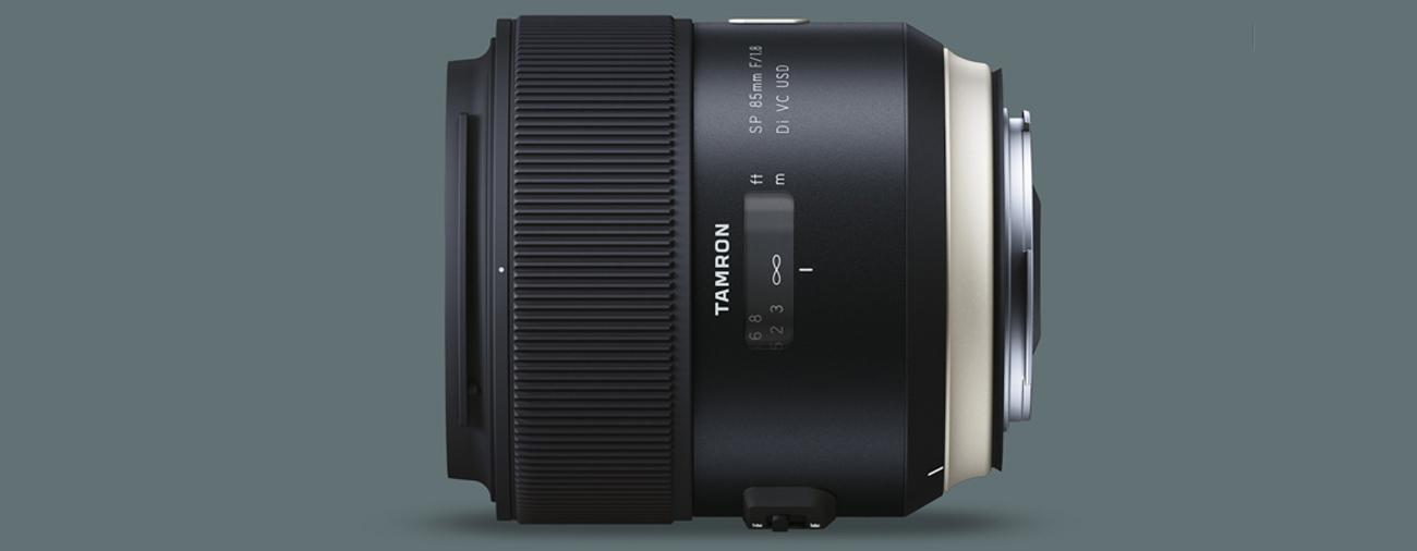 85mm F1.8 DI VC USD CANON