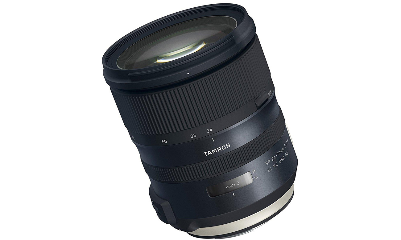 Tamron 24-70mm F2.8 VC USD G2 Canon
