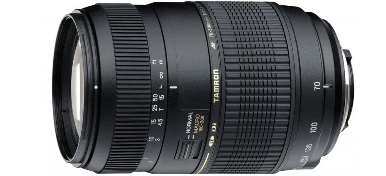 Obiektyw Tamron 70-300mm F4-5,6 Di LD MACRO Canon A17E