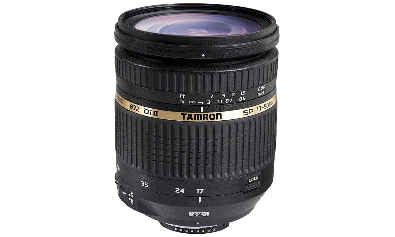 TamronSP AF 17-50mm F2.8 XR Di II VC LD Asp. Canon