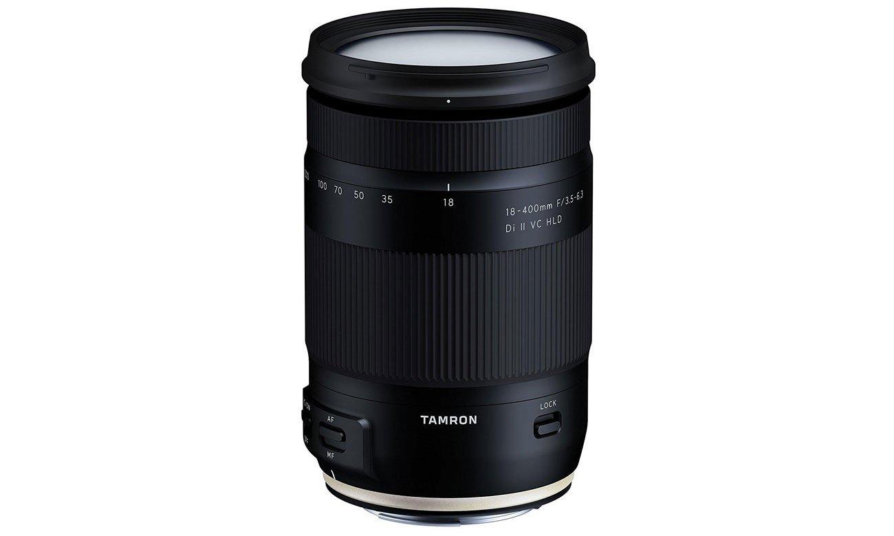 Tamron 18-400mm F3.5-6.3 Di II VC HLD Canon