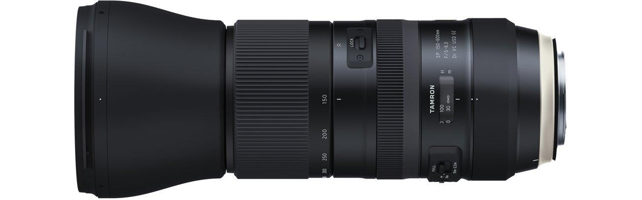 Tamron SP 150-600mm F5-6,36 Di VC USD G2 Canon