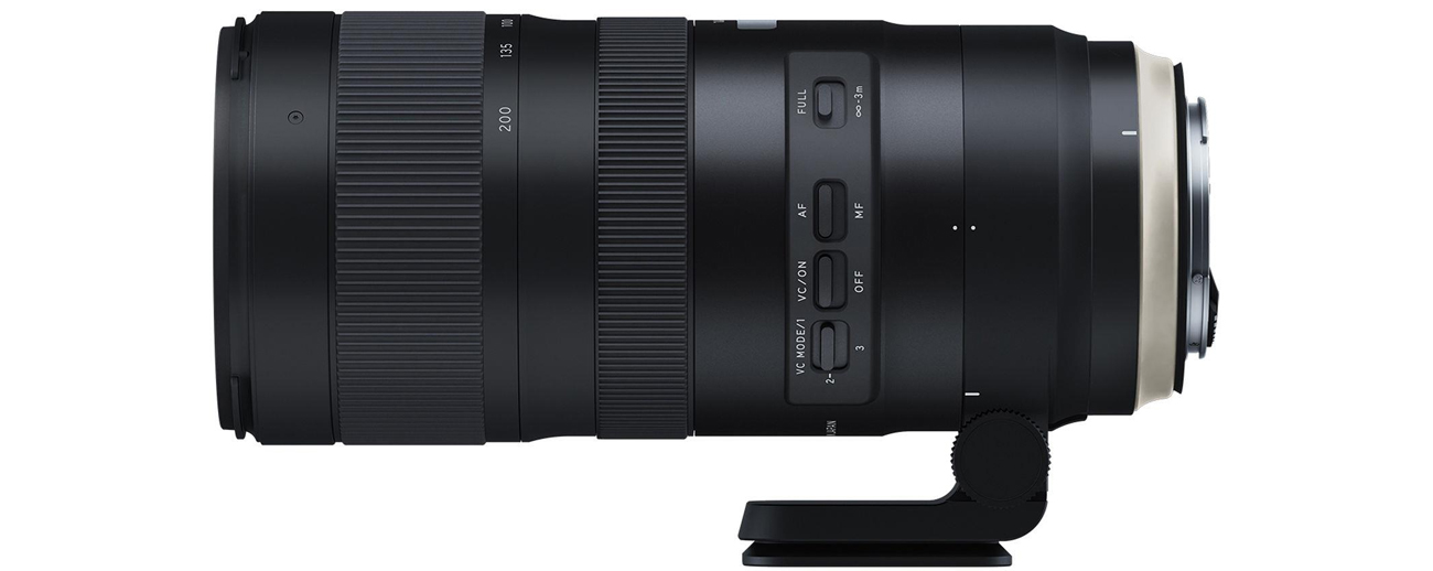 Tamron 70-200 mm F2.8 Di VC USD G2 Nikon