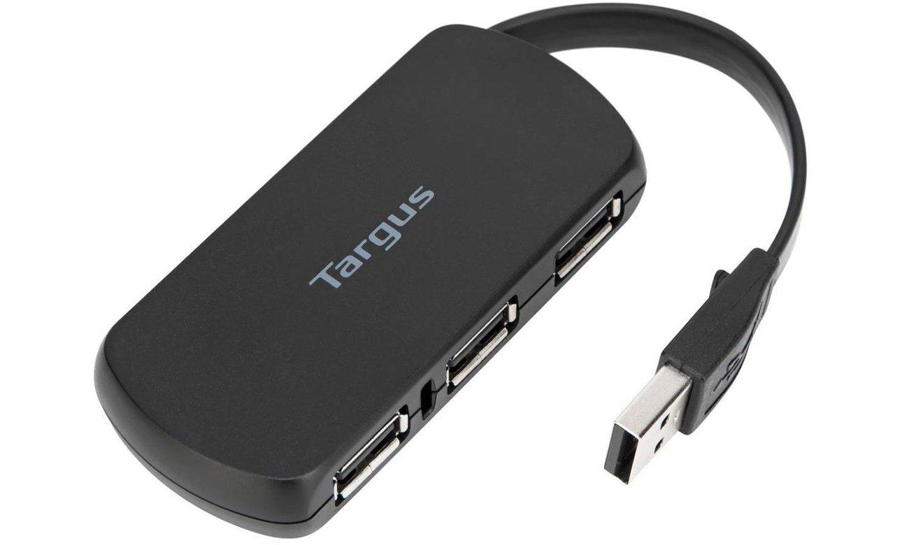Hub pasywny Targus 4-Port USB Hub