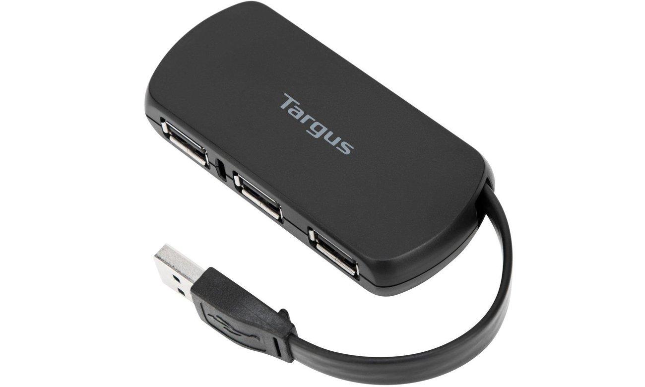 Szybka i stabilna łączność USB 2.0