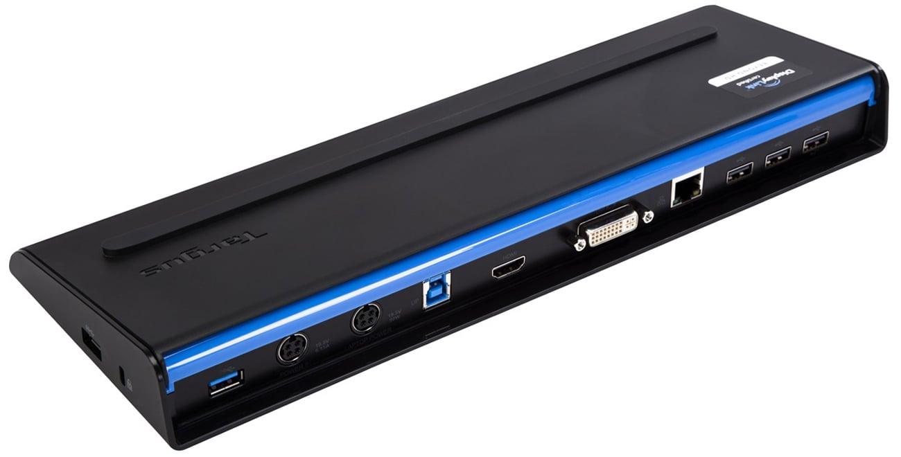 Stacja dokująca Targus USB 3.0 SuperSpeed Dual Video