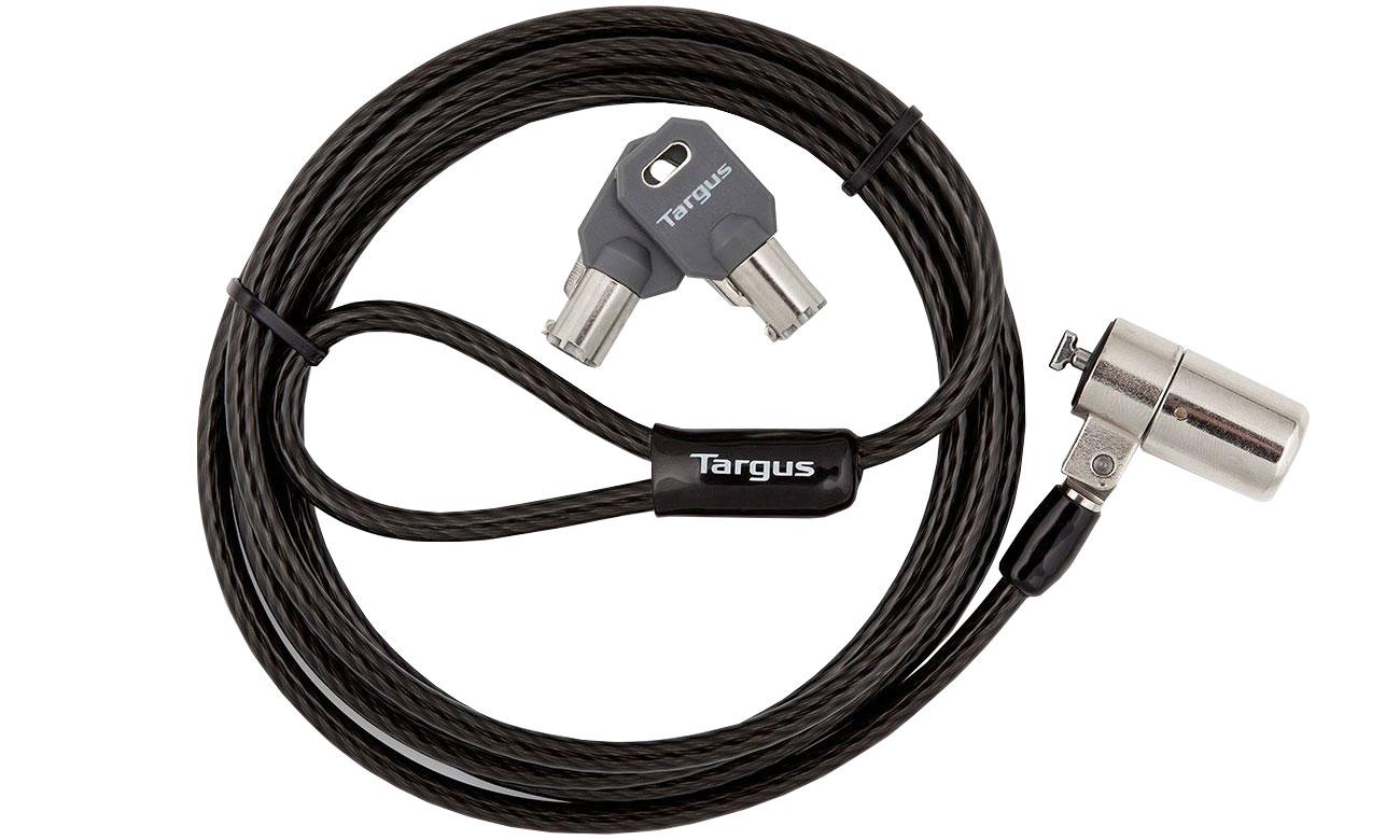 Linka zabezpieczająca Targus Defcon Key Cable Lock ASP48EU