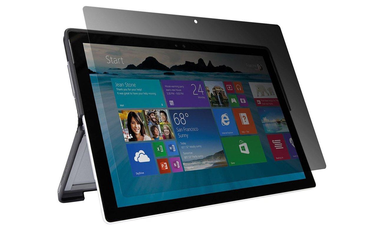 Targus Filtr Prywatyzujący Microsoft Surface Pro 4 12.3''