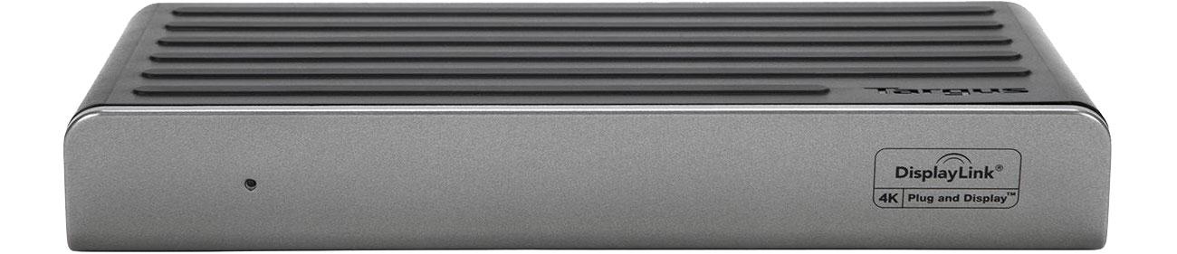 Targus USB 3.0 DV4K DOCK160EUZ Widok z przodu
