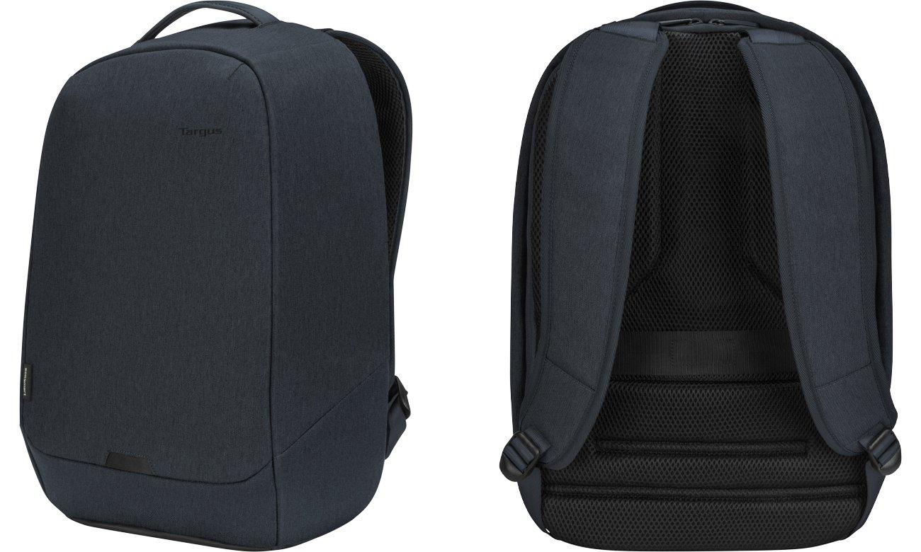 "Plecak Targus Cypress 15.6"" Security Backpack EcoSmart Granatowy"