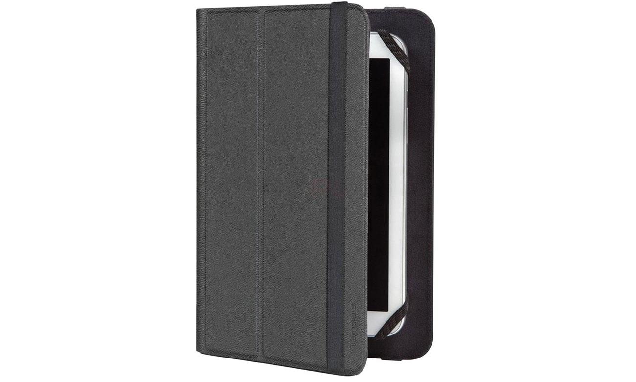 Targus Uniwersalne Folio Stand 9-10 styl wytrzymałość etui