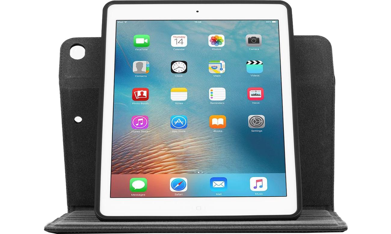 Targus Versavu Case iPad Pro 10.5'' czarny THZ676GL podstawka