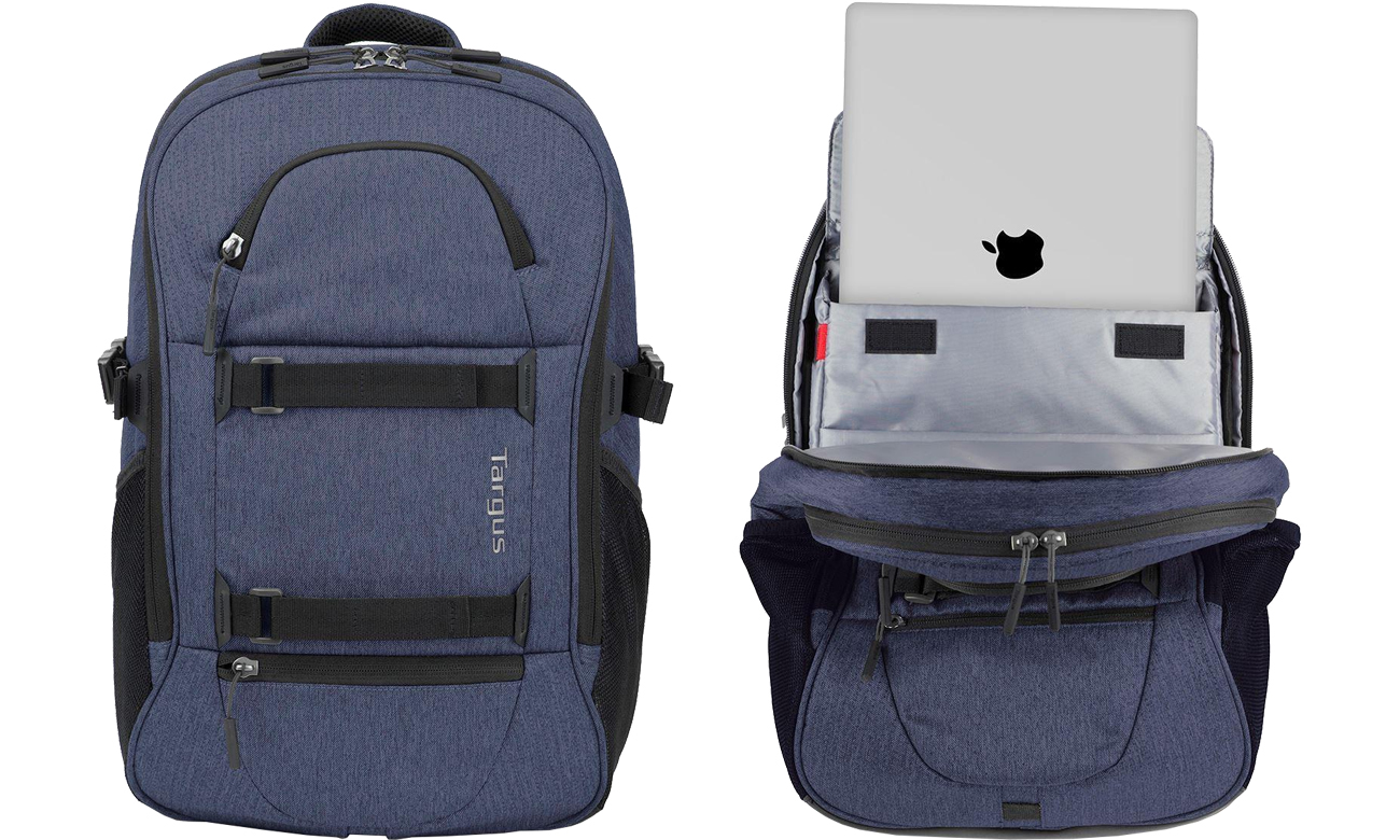 Targus Urban Explorer 15.6'' niebieski TSB89702EU komora na laptopa