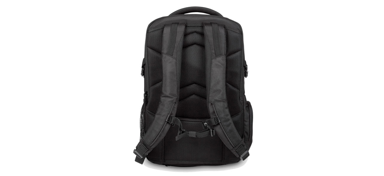 Targus Strike Gaming Laptop Backpack 17.3' komfort