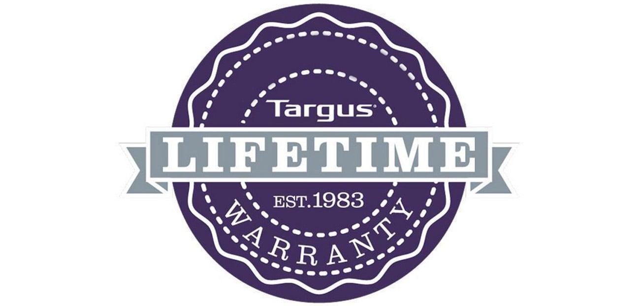 Dożywotnia gwarancja Targus