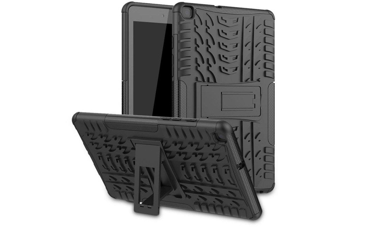 Etui Tech-Protect Armorlok Black do Galaxy Tab A 8.0 2019 T290/T295