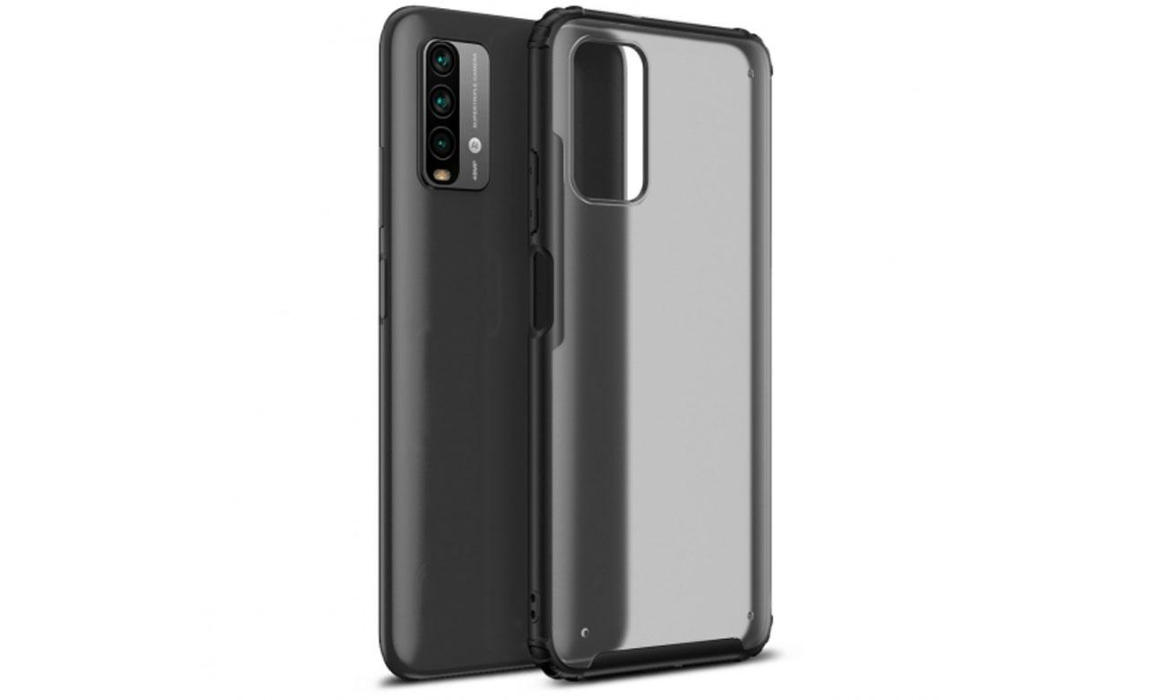 HybridShell do Xiaomi POCO M3 czarny