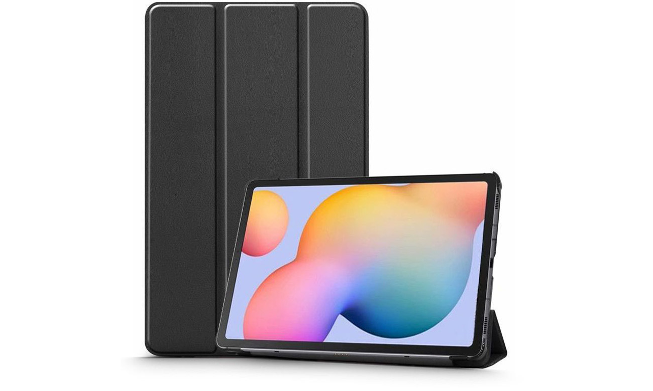 Etui Tech-Protect SmartCase do Galaxy Tab S6 Lite Czarne
