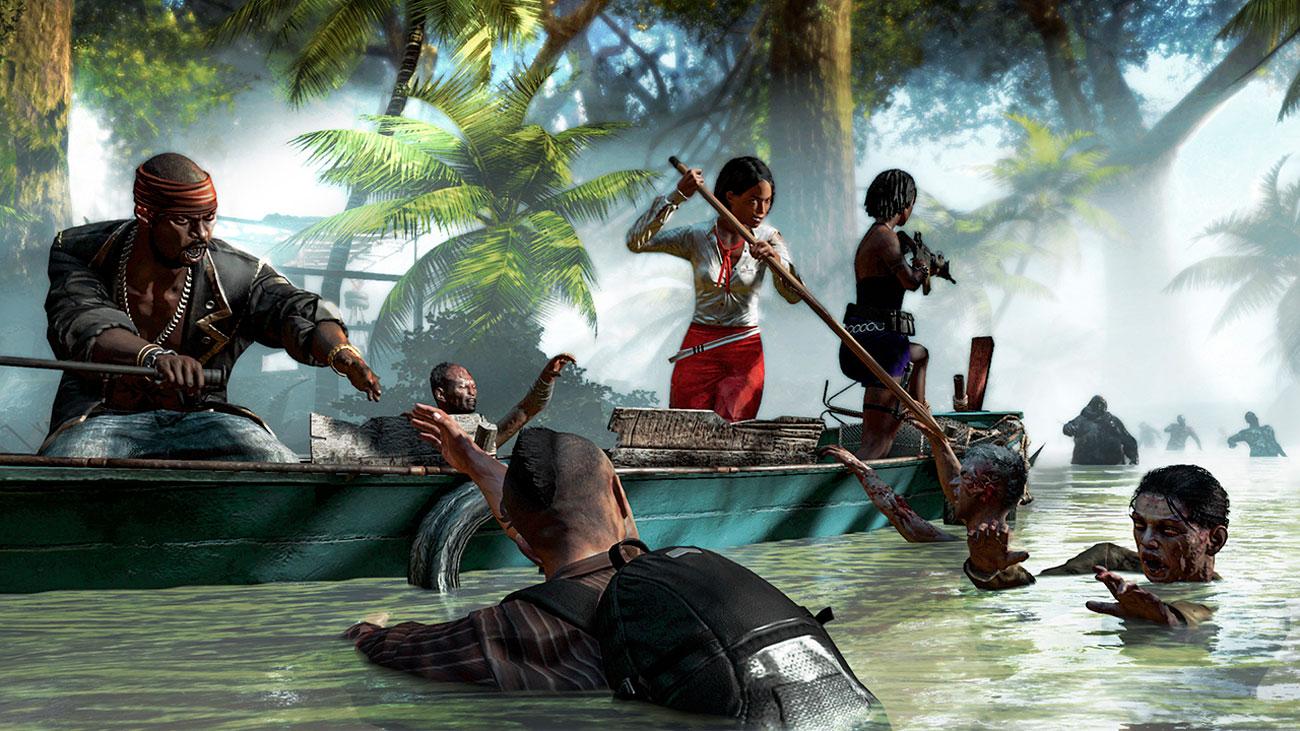 Gra PC Dead Island: Riptide Complete Edition