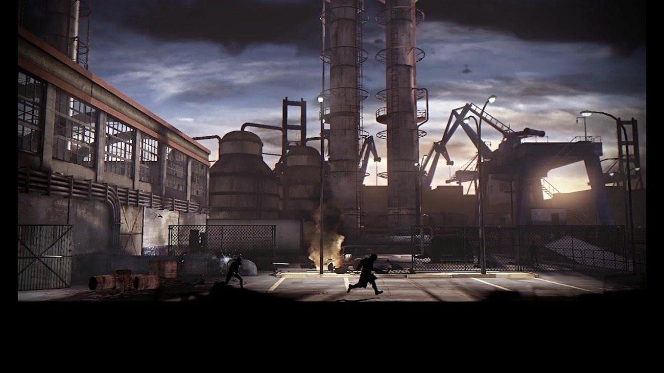 Mechanika gry Deadlight: Director's Cut