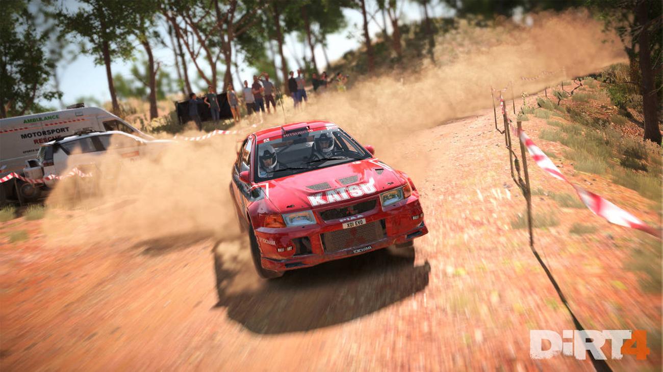 Gra DiRT 4 na PC - Licencjonowana przez FIA