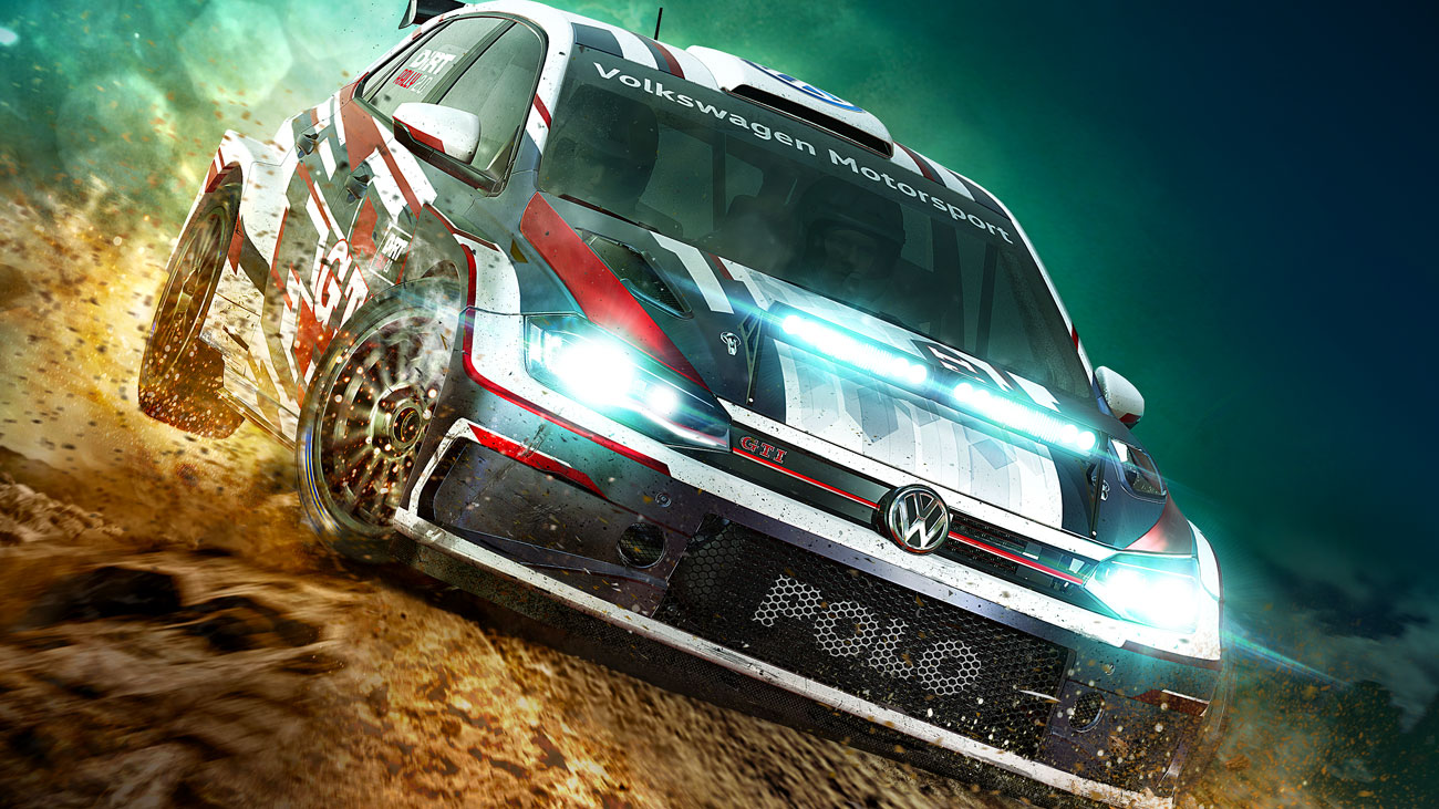 Gra PC DiRT Rally 2.0