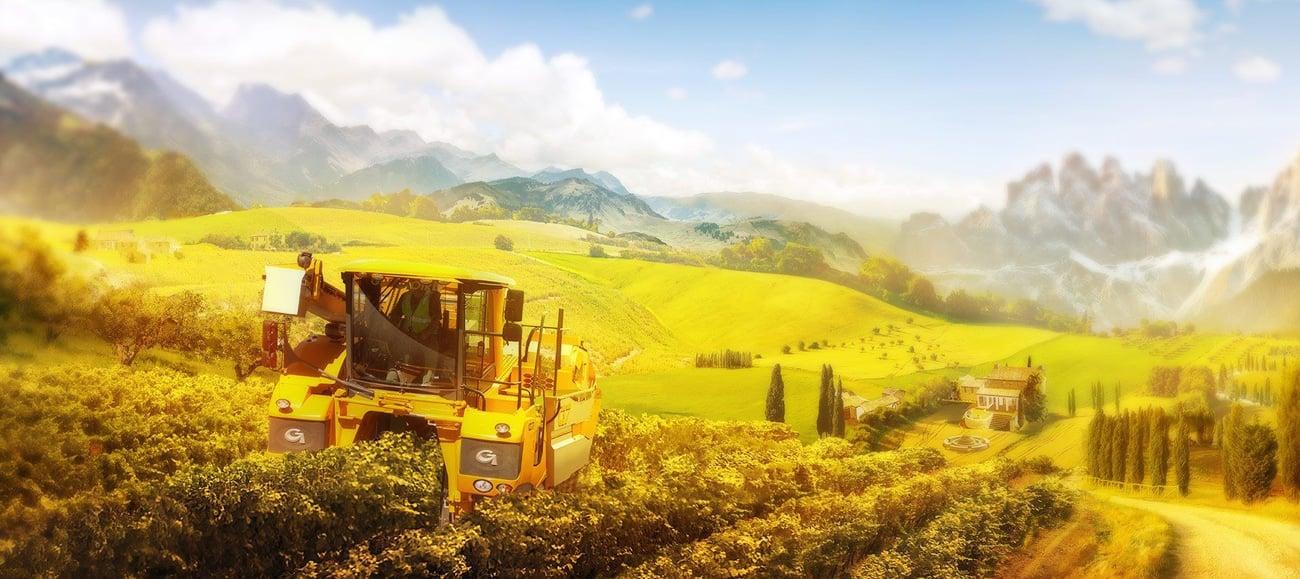 Pure Farming 2018 maszyny rolnicze
