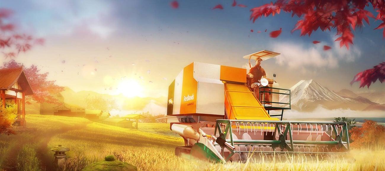 Pure Farming 2018 wiele regionów