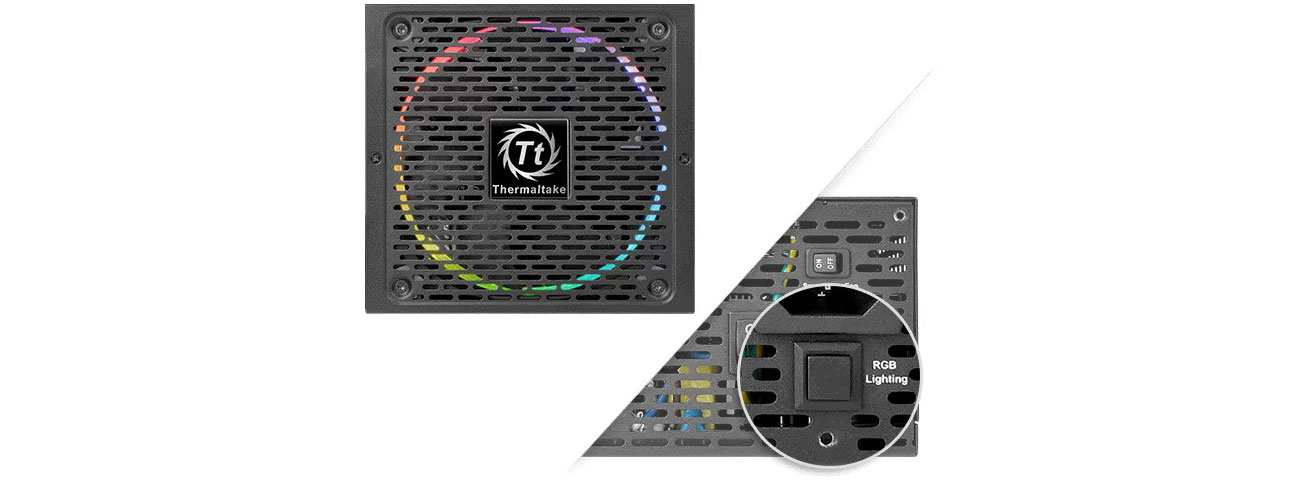 750W Toughpower Grand Modular RGB 80+ Gold BOX