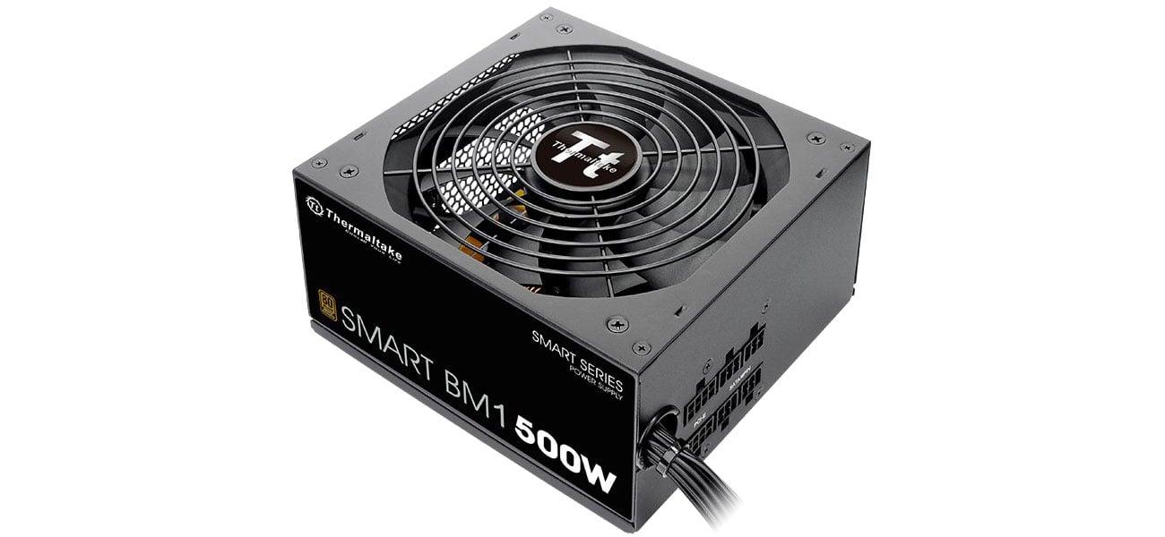 Zasilacz do komputera Thermaltake Smart BM1 500W 80 Plus Bronze PS-SPD-0500MNSABE-1