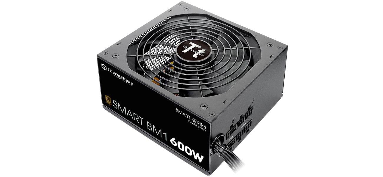 Zasilacz do komputera Thermaltake Smart BM1 600W 80 Plus Bronze PS-SPD-0600MNSABE-1