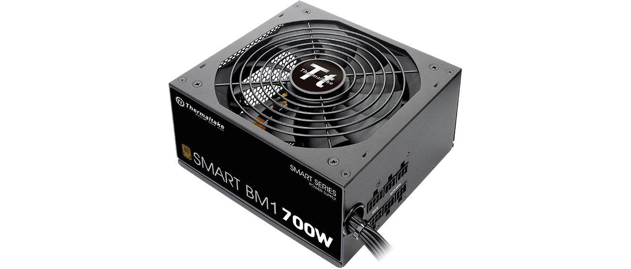 Zasilacz do komputera Thermaltake Smart BM1 700W 80 Plus Bronze PS-SPD-0700MNSABE-1