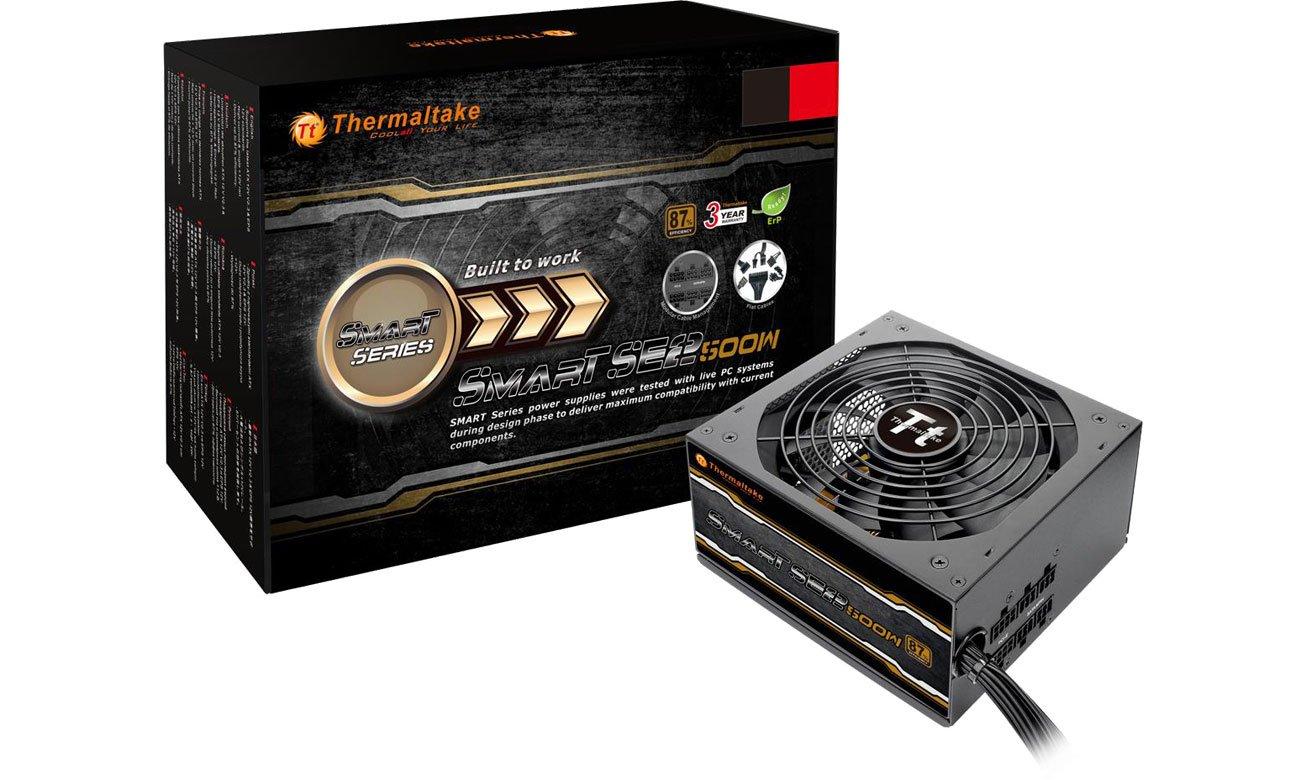 Zasilacz Thermaltake Smart SE2 500W PS-SPS-0500MNSAWE-1
