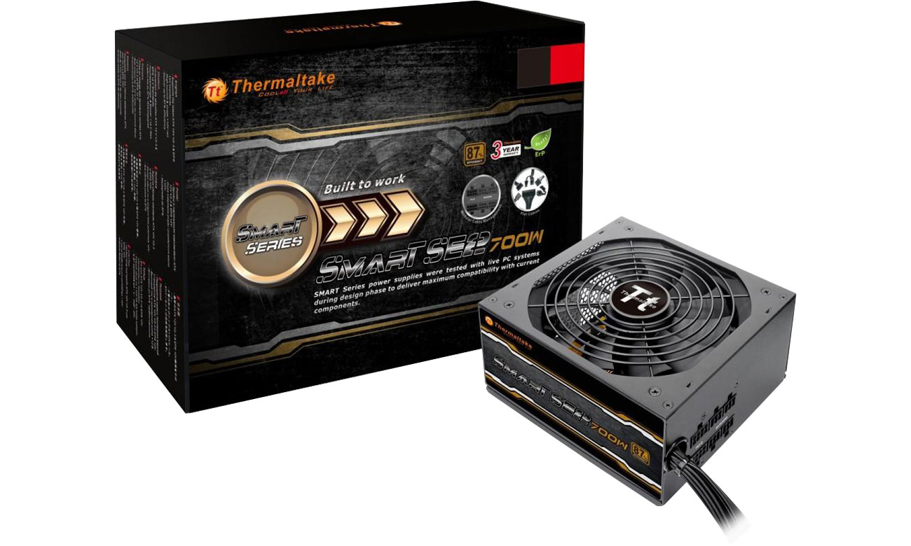 Zasilacz Thermaltake Smart SE2 700W PS-SPS-0700MNSAWE-1