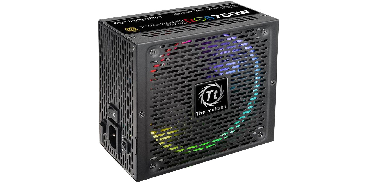 Thermaltake Toughpower Grand RGB 750W 80 Plus Gold PS-TPG-0750FPCGEU-S