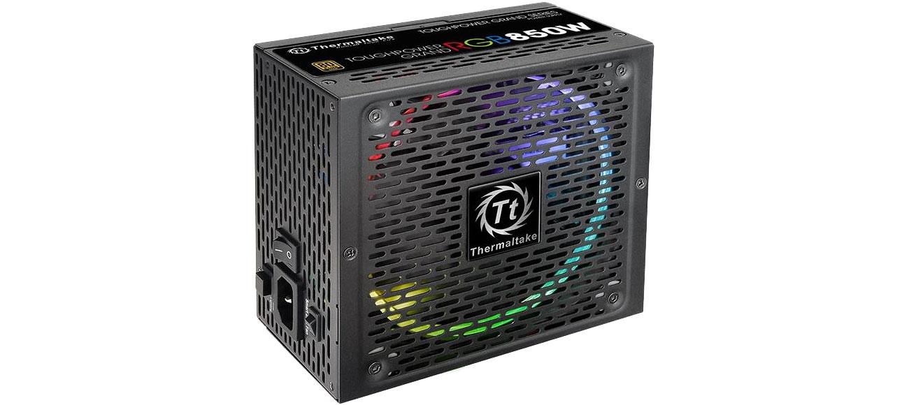 Thermaltake Toughpower Grand RGB 850W 80 Plus Gold PS-TPG-0850FPCGEU-S