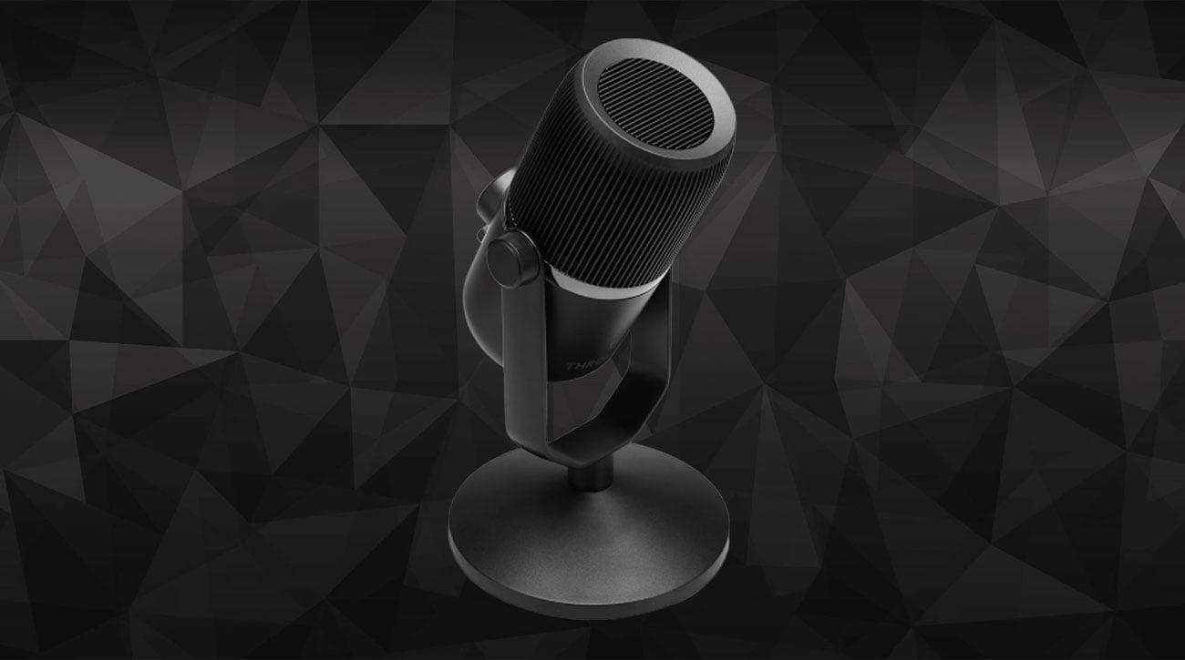 Mikrofon Thronmax MDRILL ZERO JET BLACK