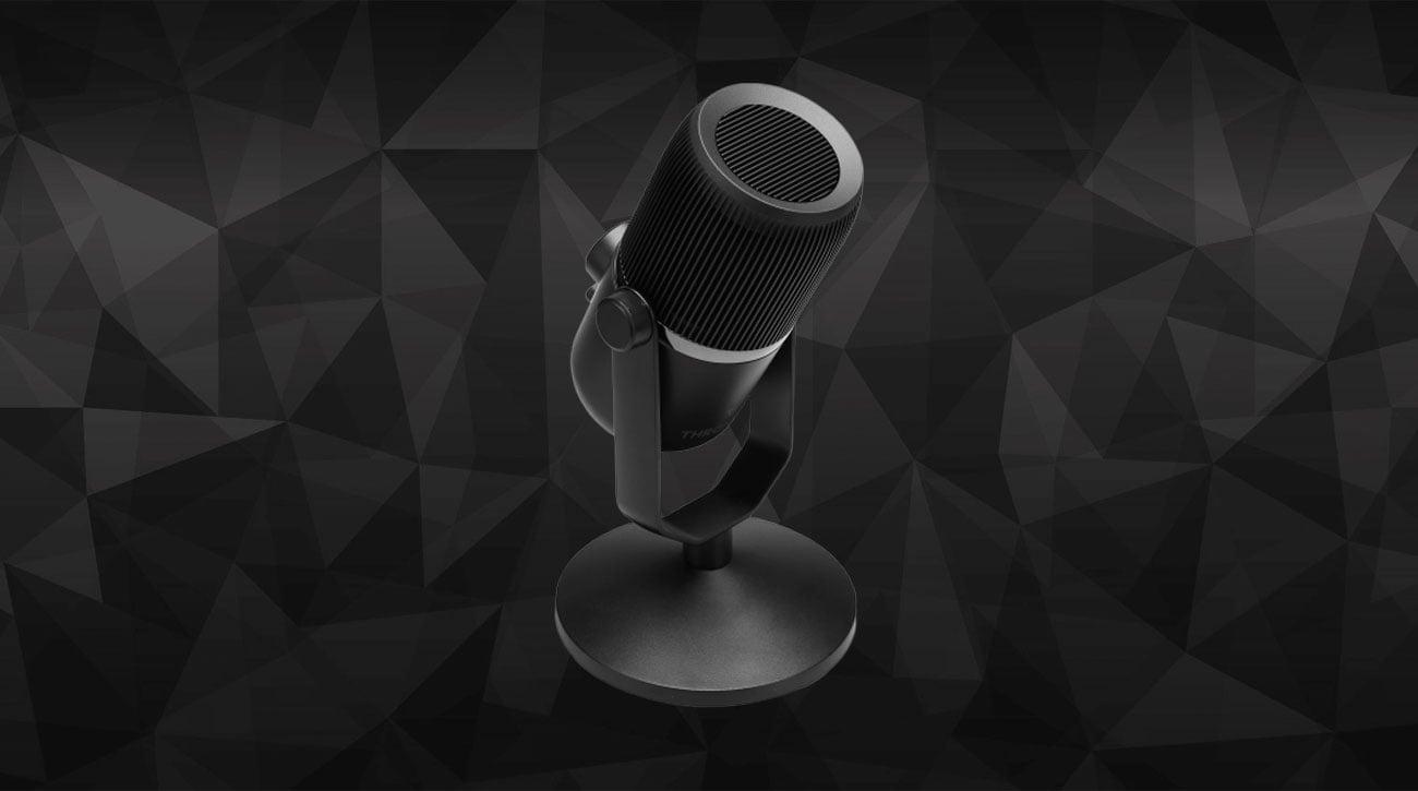 Mikrofon Thronmax MDRILL ZERO JET BLACK Plus