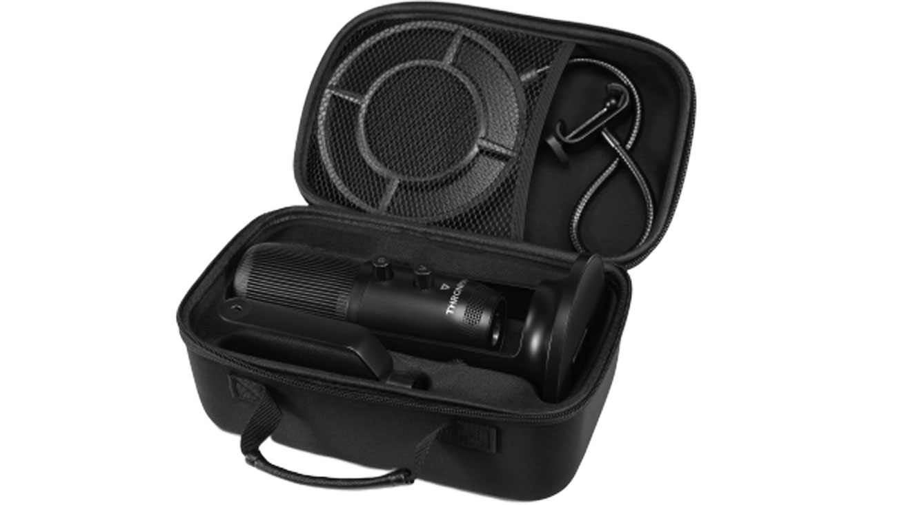 Mikrofon Thronmax Mdrill One Pro Jet Black Studio Kit