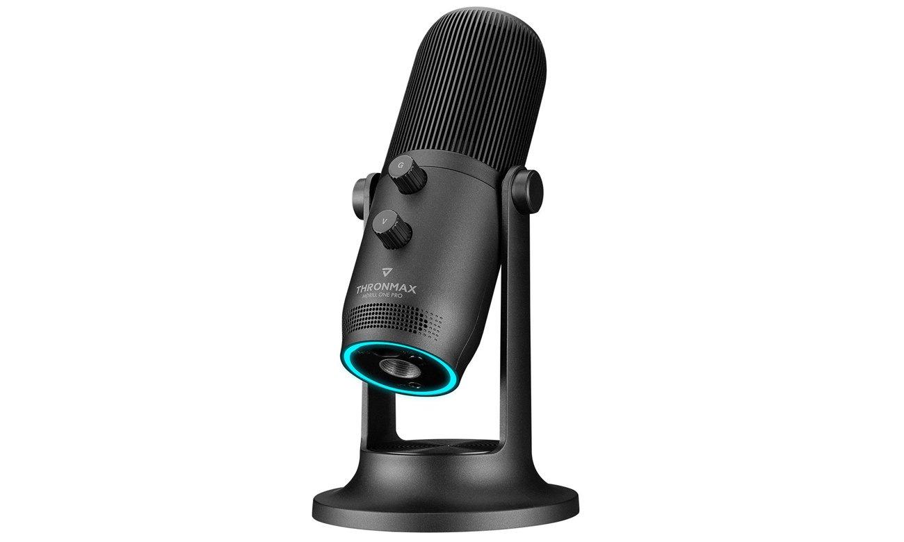 Mikrofon Thronmax Mdrill One Pro Jet Black