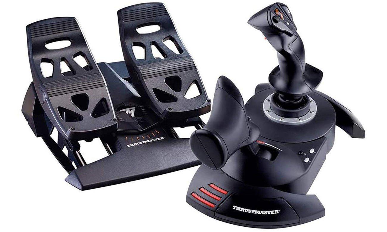 Zestaw Thrustmaster T.Flight Full Kit Hotas X + Rudder Pedals